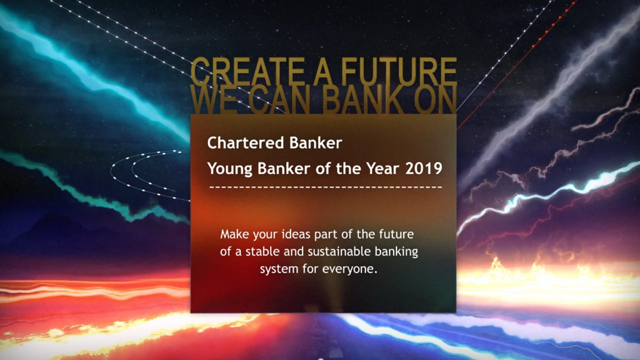 Paul MacLean - Young Banker of the Year 2019 Finalist