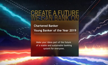 Sarah Walker - Young Banker of the Year 2019 Finalist