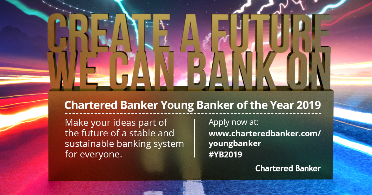 Young Banker of the Year 2019 Webcast