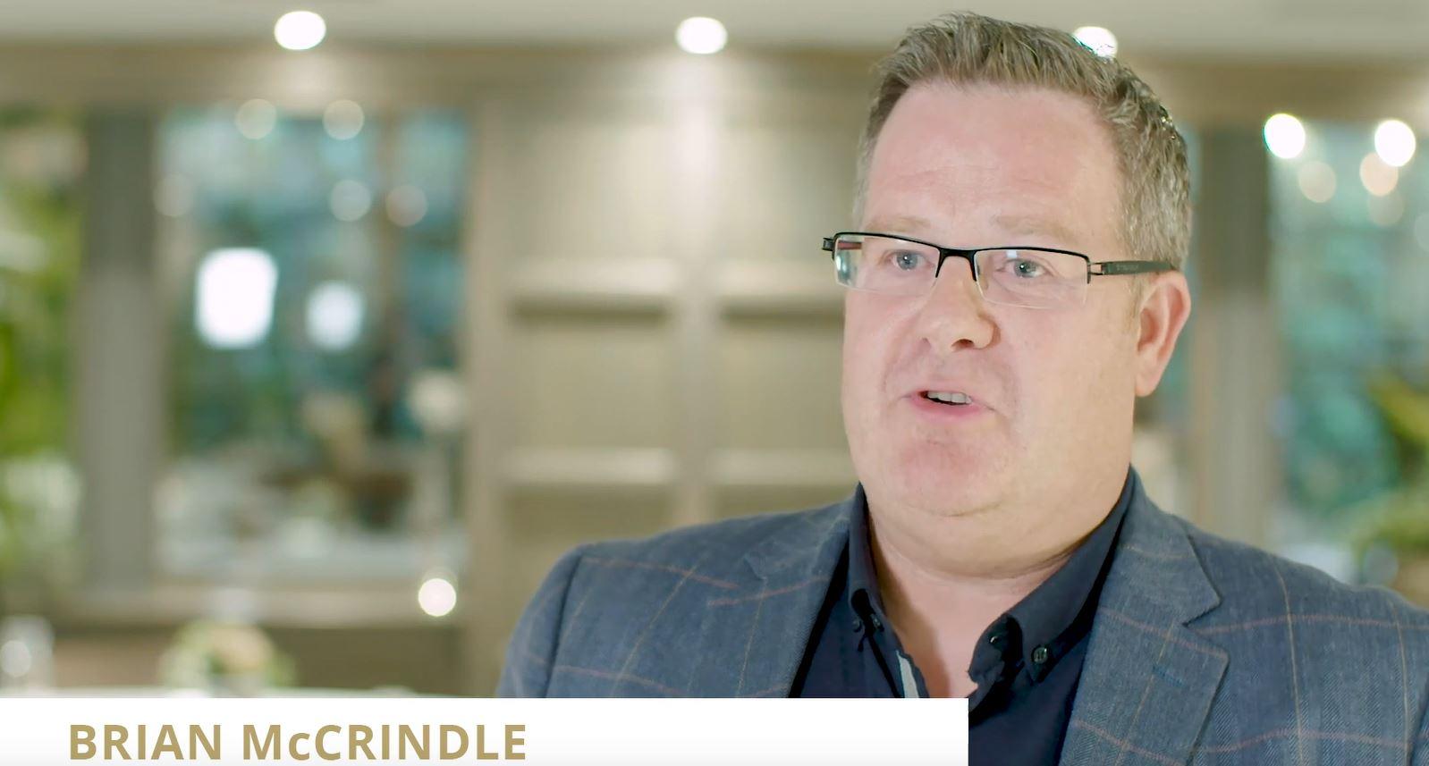 Brian McCrindle as Board Trustee