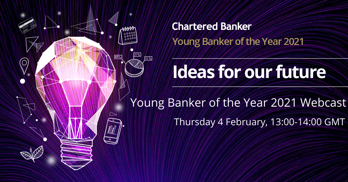 Young Banker of the Year 2021 Webcast