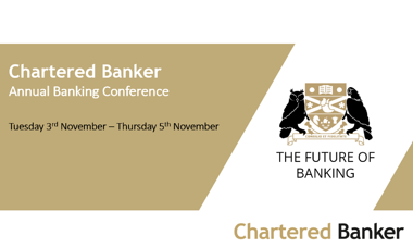 Chartered Banker Annual Banking Conference - Technology v the People Debate