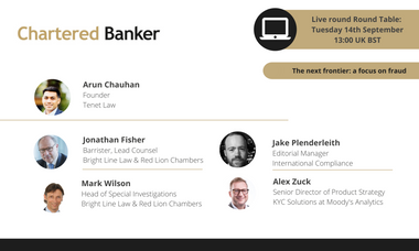 The next frontier: a focus on fraud Round Table