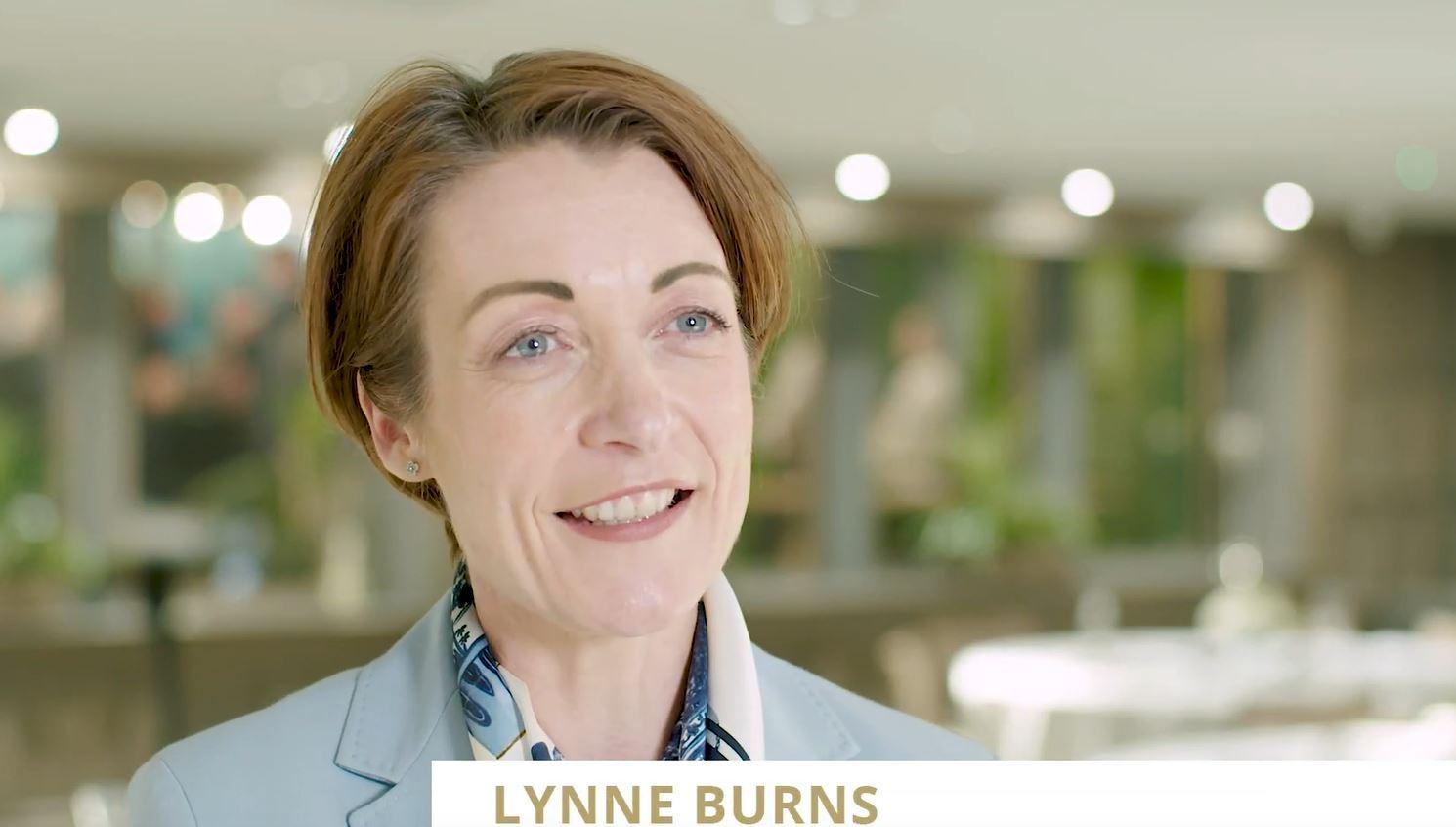Lynne Burns as Vice-Chair