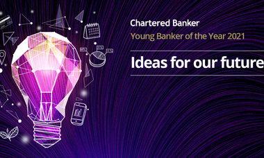 Rosie Lyon wins Global Young Banker of the Year Award with proposal to help sufferers and survivors of domestic abuse