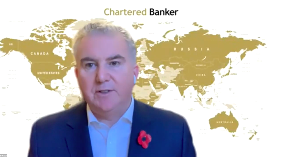 3rd November 2020 Annual Banking Conference Key Note Speech