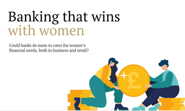 Banking that wins with women