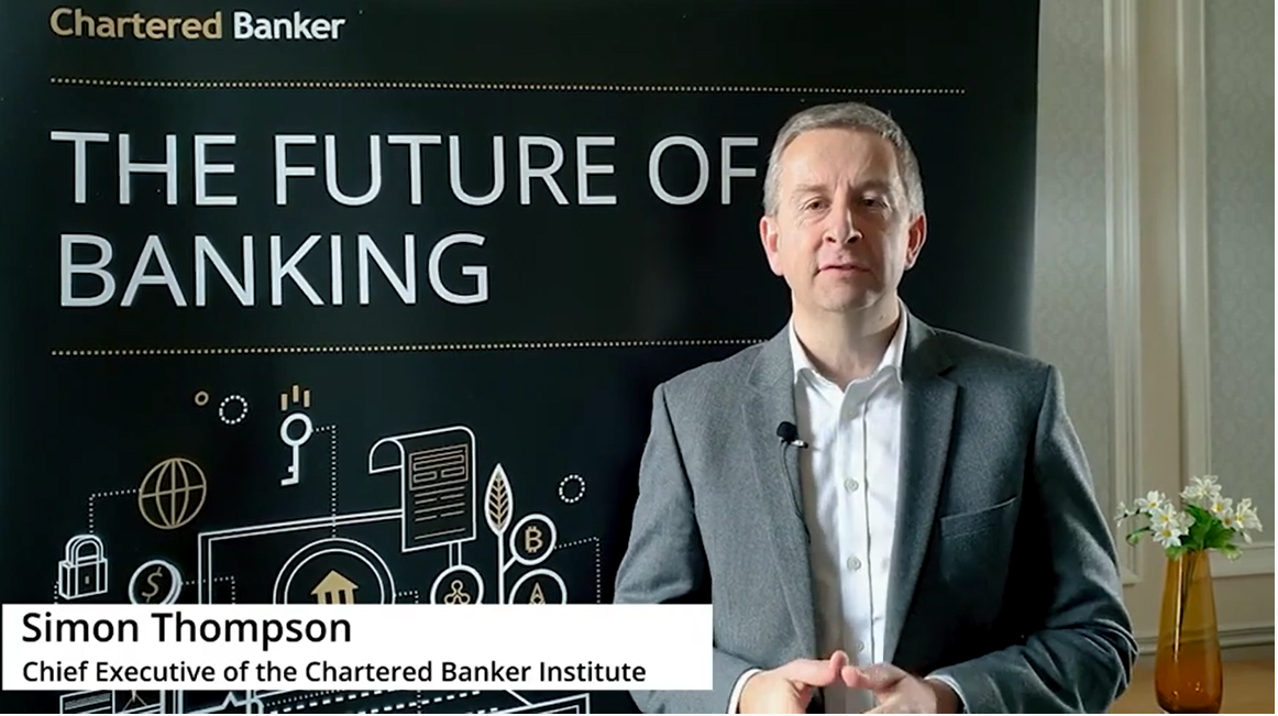 Simon Thompson discusses the launch of the UN Principles for Responsible Banking